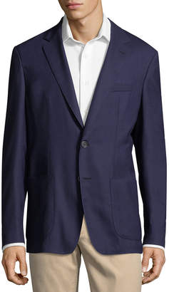 Corneliani Notch Lapel Jacket