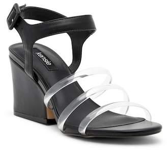 Kensie Ebony Strappy Sandal