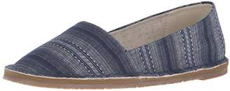 Roxy Women's Sage Slip-on Flats Moccasin