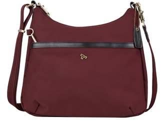 Travelon Anti-Theft LTD RFID-Blocking Hobo Bag