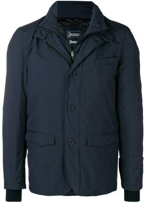 Herno layered sport jacket
