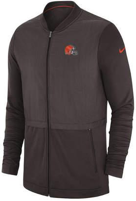 Nike Men Cleveland Browns Elite Hybrid Jacket