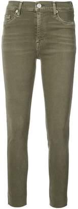 Hudson Barbara high-waist jeans