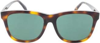 Alexander McQueen Acetate Sunglasses