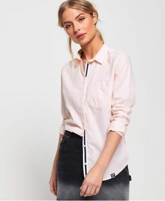 Superdry Oxford Stripe Shirt