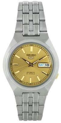 Seiko Men's Automatic Stainless Steel Casual Watch