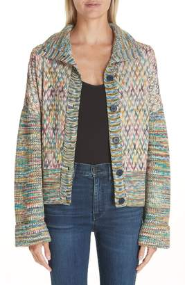 Missoni Wool Blend Cardigan