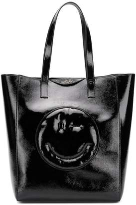 Anya Hindmarch Chubby smiley tote bag