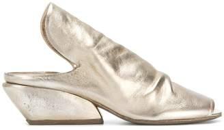 Marsèll open heel sandals