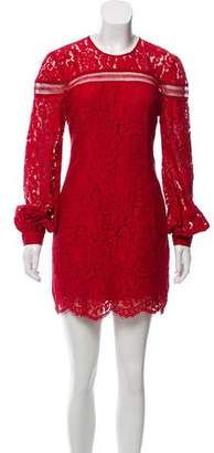 Keepsake Guipure Lace Long Sleeve Dress w/ Tags