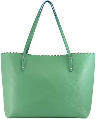 Waverly Asha By Ashley Mccormick Tote Green