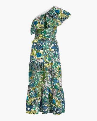 A.L.C. Naomi One Shoulder Dress