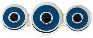 Ileana Makri Eye M By Triple Lucky Eye ring