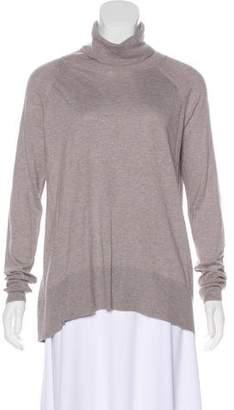 White + Warren Lightweight Turtleneck Sweater