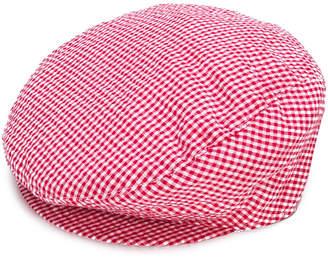 Mi Mi Sol gingham flat cap