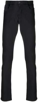 Emporio Armani mid-rise tailored trousers