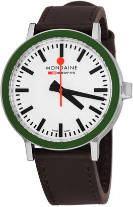 Mondaine Men's Gottardo Watch