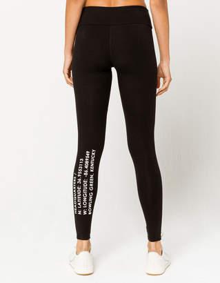 Spalding Core Branded Womens Leggings