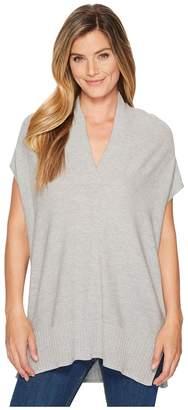 Lilla P Shawl Collar Tunic Women's Clothing