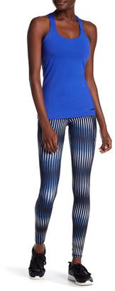Ivy Park V Kaleidostripe Print Mid Rise Legging $75 thestylecure.com