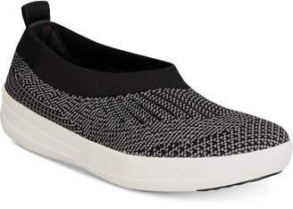FitFlop Uberknit Ballerina Flats Women's Shoes