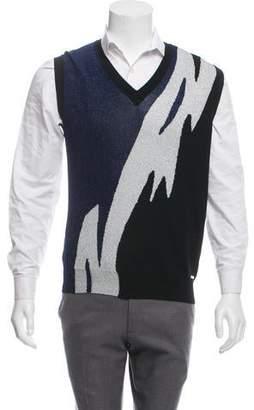 DSQUARED2 Metallic Sweater Vest