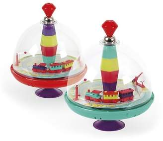 Janod Train Musical Spinning Top
