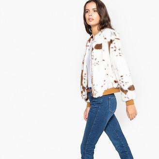 La Redoute COLLECTIONS Western Faux Fur Jacket