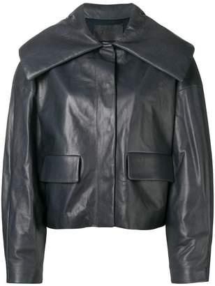 Drome concealed front jacket