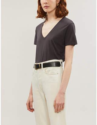 Cotton Citizen Classic cotton-blend T-shirt