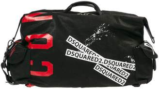 DSQUARED2 Travel duffle weekend shoulder bag icon