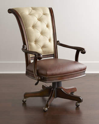At Horchow · Hooker Furniture Hanover Office Chair