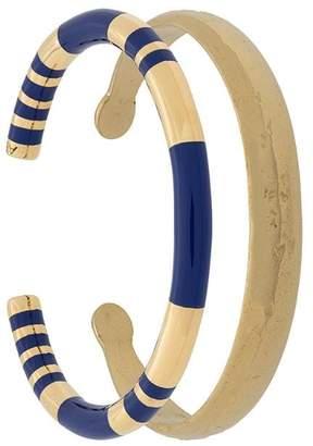 Aurelie Bidermann Positano & Esteban bracelet set