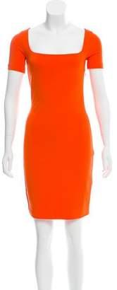 DSQUARED2 Short Sleeve Mini Dress