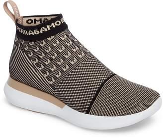 Salvatore Ferragamo Caprera Slip-On Sneaker