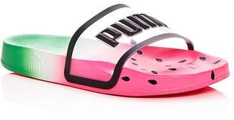 Puma x Sophia Webster Women's Leadcat Candy Princess Pool Slide Sandals