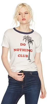 Replay (リプレイ) - [リプレイ] ロゴプリントTシャツ レディース W3984 .000.22530 ホワイト EU XS (日本サイズS相当)