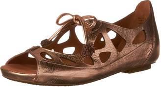 Gentle Souls Women's Brynn Flat Sandals