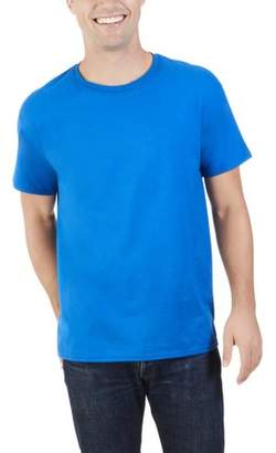 Fruit of the Loom Mens Dual Defense UPF Crew T Shirt, Available up to size 4XL
