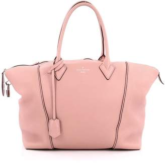 Louis Vuitton Tote Soft Lockit PM Light Pink