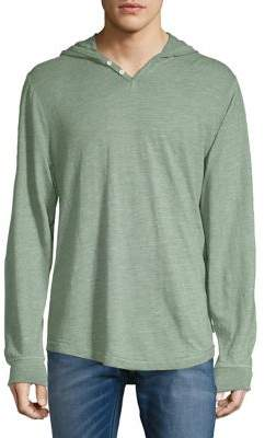 Lucky Brand Hooded Pullover