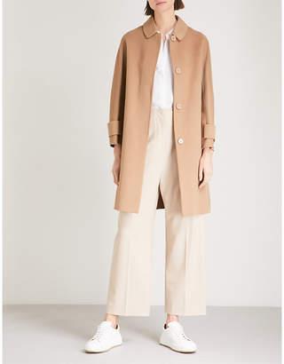 Max Mara S Berto wool coat