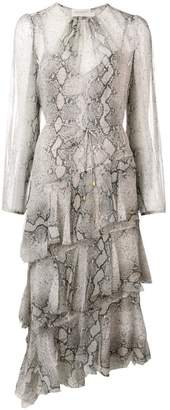 Zimmermann python print asymmetric dress