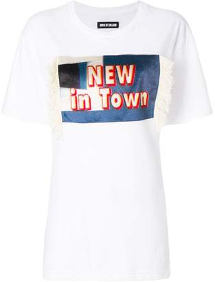 House of Holland New In Town T-shirt