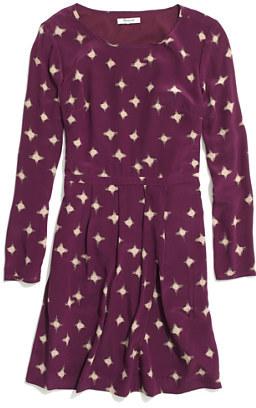 Madewell Silk Inkbrush Dress