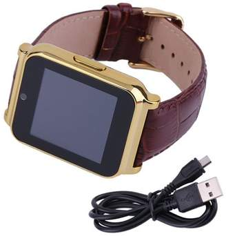 Letl W90 Fashion Waterproof B luetooth sm art p hone Watch Mate For Android 2 Colors