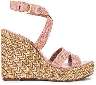 b1e35a14911 Lucite Wedge Shoes - ShopStyle