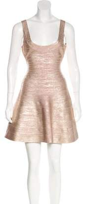 Herve Leger Eva Bandage Dress w/ Tags