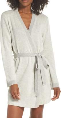 Morgan Lane Cashmere Short Robe