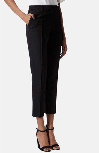 Topshop Crop Cigarette Pants (Regular & Short)